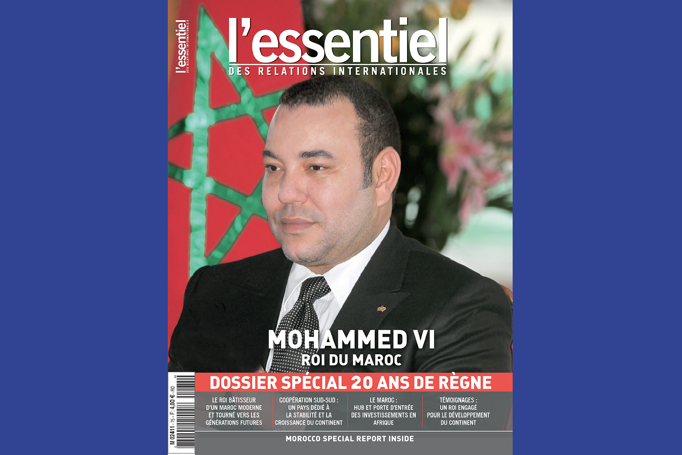 French Magazine: Morocco is an Example of African Emergence