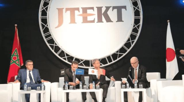 Japan's JTEKT Opens Plant in Tangier