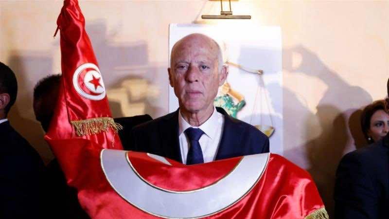 King Mohammed VI Sends Representatives to Inauguration of Tunisian President