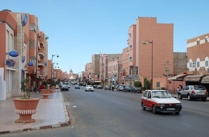 Suspected Drug Traffickers Face Off With Moroccan Police in Laayoune