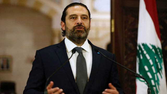 Lebanese PM Proposes 'Convincing' Resolutions to End the Crisis