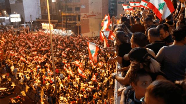 Lebanese PM Saad Hariri Resigns Amid Anti-Government Protests
