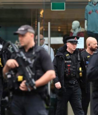 Man Stabs Five People in Manchester