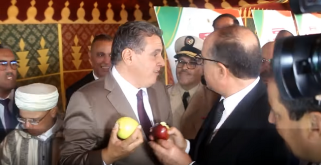 Minister of Agriculture 'Apple Prices Are Too Low, It's Unbelievable