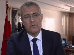 Minister of Justice Mohamed Benabdelkader