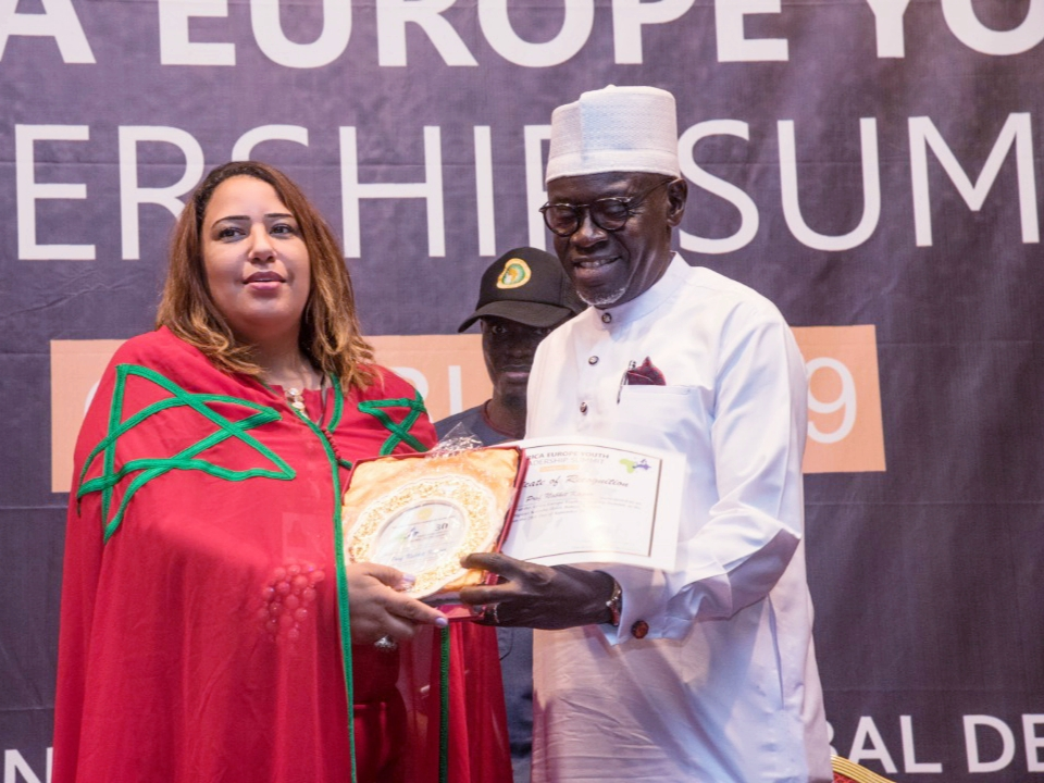 Moroccan Activist Karima Rhanem Among 30 Most Influential Young Leaders in Africa, Europe