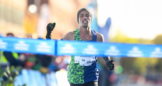 Moroccan Athlete Othmane El Goumri Breaks Dublin International Marathon Record