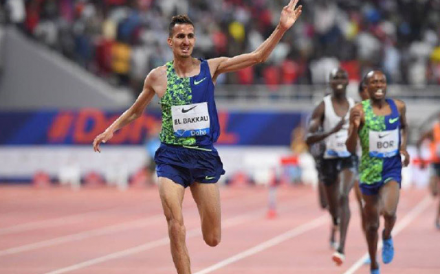 Moroccan Athlete Soufiane El Bakkali Qualifies for 3000m Steeple Race