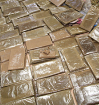 Moroccan Customs Seize More Than 8 Tons of Cannabis Resin in October