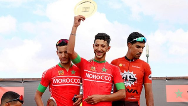 Moroccan Cyclists Dominate First Ever Tour de France Event in Morocco