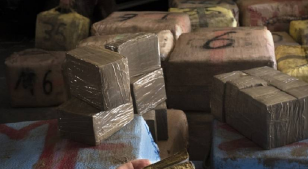 Moroccan Police Seize 1.65 Tons of Cannabis Resin