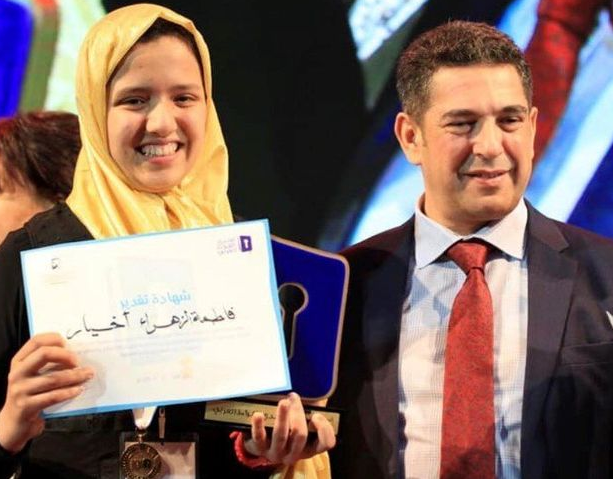 Moroccan Student Qualifies for Final Phase of the Arab Reading Challenge