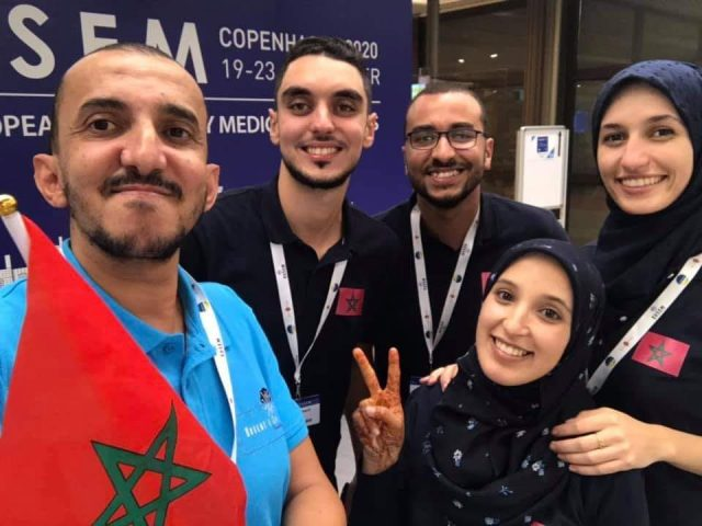 Moroccan Students Win International Medicine Competition