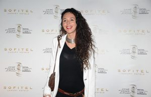 Moroccan TV Host Leila Ghandi Wins 'Who is Who' International Women Leaders Award