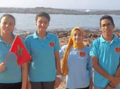 Moroccan Teenagers Participate in International Robotics Event in Dubai
