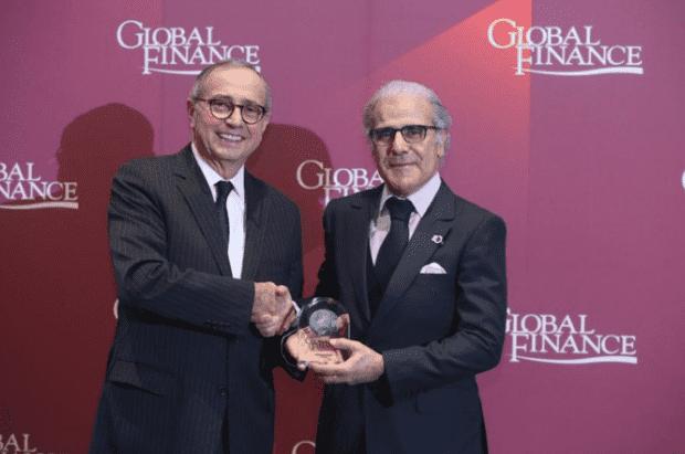 Morocco's Abdellatif Jouahri Among World's Top Ten Central Bank Governors