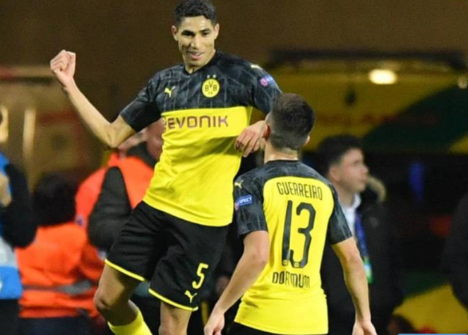 Morocco's Achraf Hakimi Says He is 'Better Player'