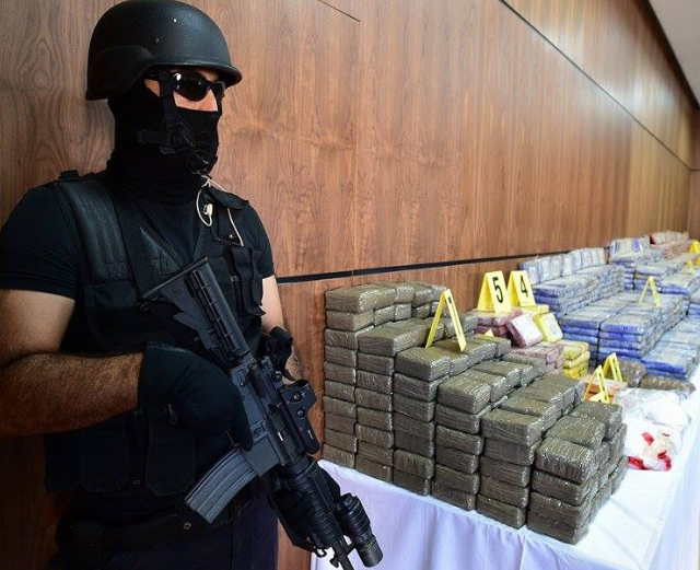 Morocco's Police Arrest 5 Suspects for Alleged Links to Drug Trafficking Network