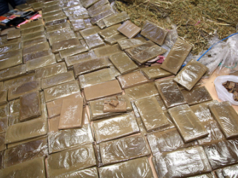 Morocco Aborts Drug Trafficking Operation of 1 Ton of Cannabis Resin