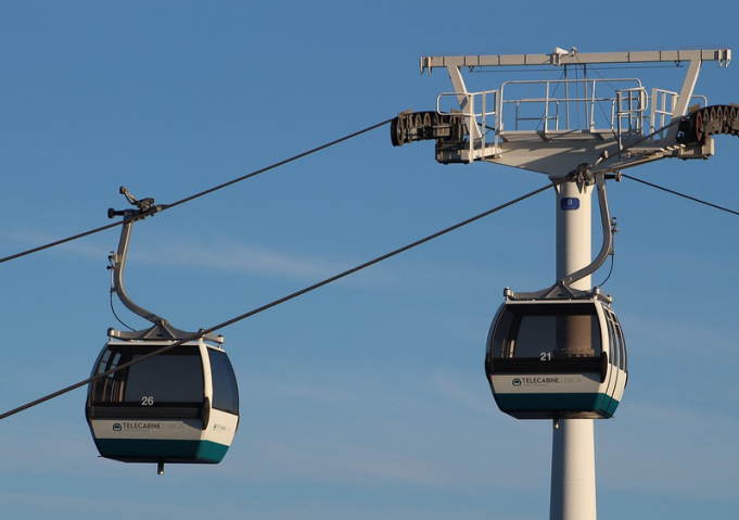 Morocco, Africa 50 Group Study Cable Car Project to Link Between Moroccan Twin Cities