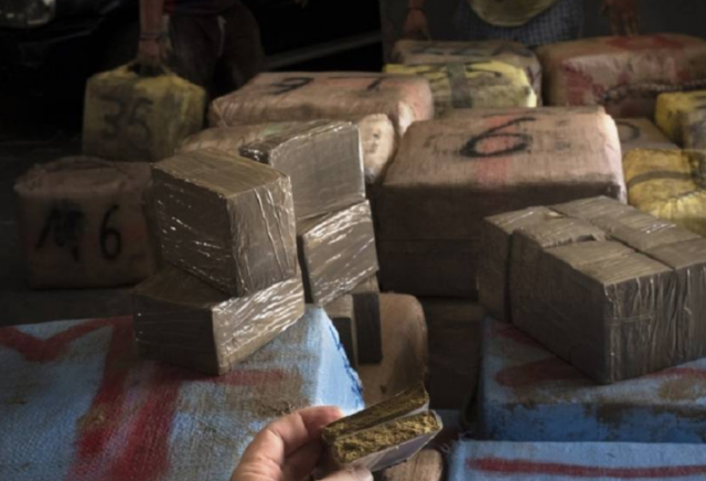 Morocco Seizes 6 Tons of Cannabis Resin in Southern Morocco