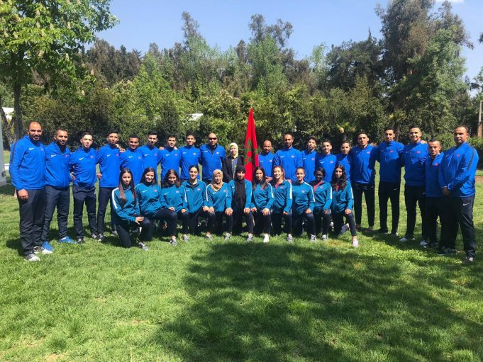 Morocco Wins 10 Medals in Junior World Karate Championships