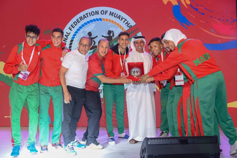 Morocco Wins Muay Thai Arab Championship