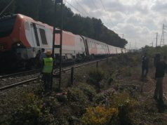 ONCF Train Derails Near Casablanca, No Injuries Reported