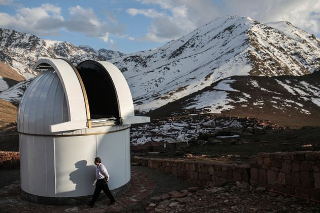 Observatory in Morocco's Atlas Mountains Pilots Groundbreaking Interstellar Discovery