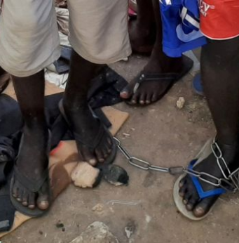 Police in Nigeria Rescues Dozens of 'Tortured' Students from 'Islamic School'