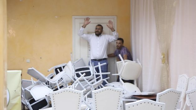 Popular Movement Party's National Council Turns Brawl
