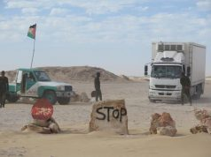 Pro-Polisario Sahrawis Set Up Blockade at El Guerguerat Border, Halt Moroccan Exports