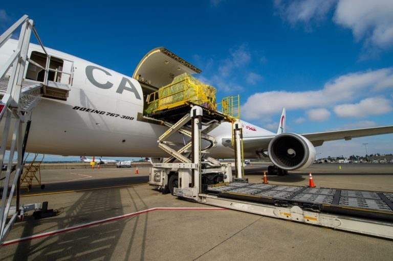 Royal Air Maroc to Expand E-Commerce Delivery With New Freight Planes