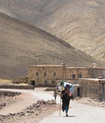 Report, 9 Million Moroccans Poor or at Risk of Poverty