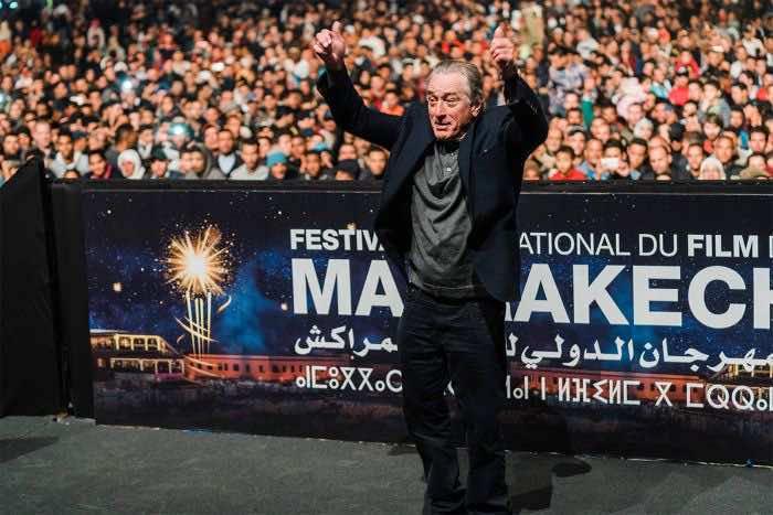 Hollywood Reporter: Marrakech Film Festival Platform for A-List Talent