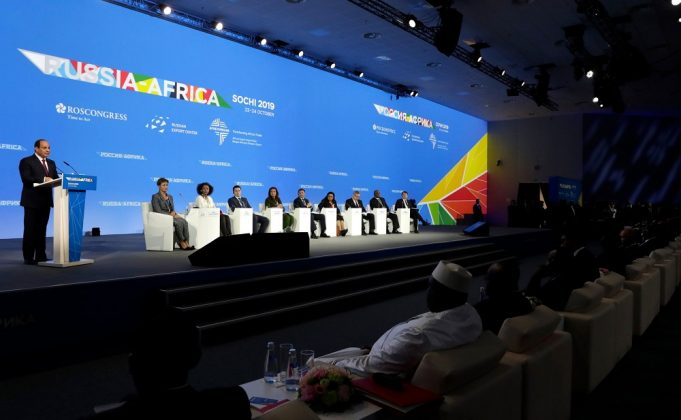Russia-Africa Summit Leaves Polisario in the Cold