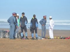 Security Services Recover 6 More Bodies of Migrants Near Casablanca