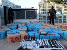 Tangier Police Arrest 5 Suspects for International Drug Trafficking