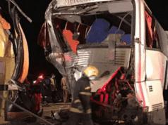 Traffic Accident in Saudi Arabia Kills 35 Pilgrims