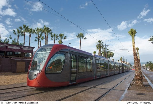 Tramway Kills Old Man in Casablanca