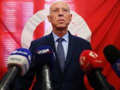 Tunisia Elects Law Professor Kais Saied as President