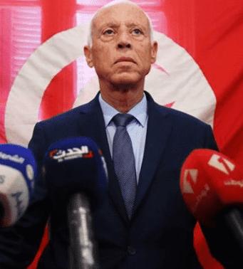 Tunisia Elects Law Professor Kais Saied as President