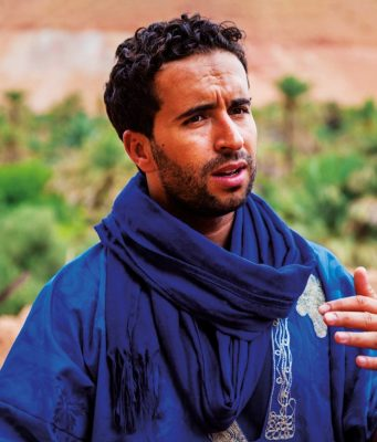 Moroccan Tour Guide Receives World Guide Award