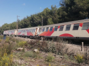 train derailed in casablanca