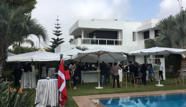 Residency of Danish ambassador to Morocco