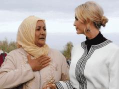 Ivanka Trump Sidi Kacem
