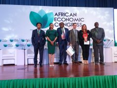 Activist Karima Rhanem Represents Morocco at African Economic Congress