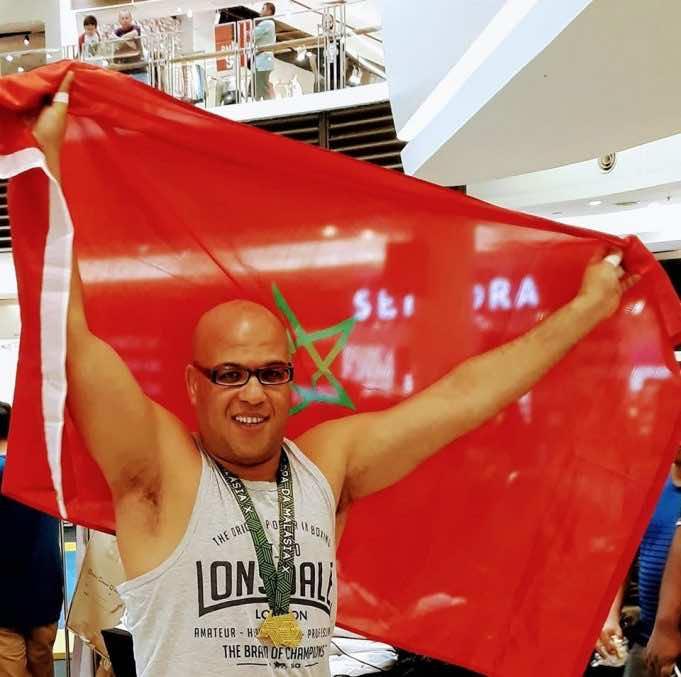 Morocco's Mohsin Attaf Earns Gold at Borneo Open Judo Championship