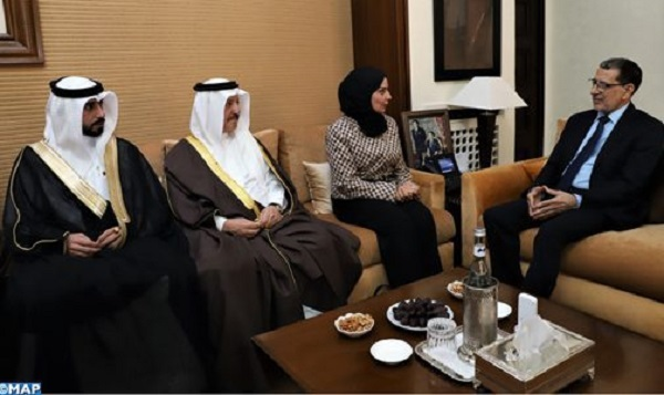 Bahrain Renews Support for Morocco's Territorial Integrity