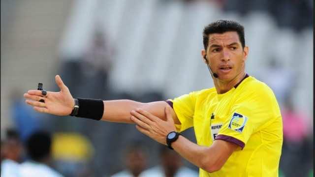 Controversial Egyptian to Referee Esperance de Tunis, Morocco's OCS
